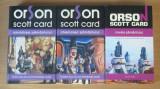 Intoarcerea acasa - Orson Scott Card (3 volume: Amintirea, chemarea si navele)