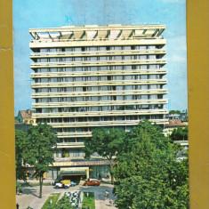 ARAD HOTEL ASTORIA 1979 - Carte Postala Crisana dupa 1918, Circulata, Fotografie