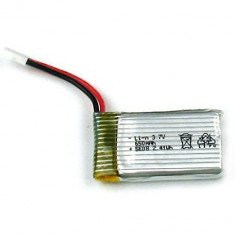 Acumulator, Baterie rezerva Drona X5C X5 3.7 600/650 mAh 1 baterie syma