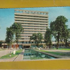 ARAD HOTEL ASTORIA 1978 - Carte Postala Transilvania dupa 1918, Circulata, Fotografie