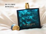 Parfum Original Versace Eros Tester 100ml + Cadou, Apa de toaleta, 100 ml, Aromatic
