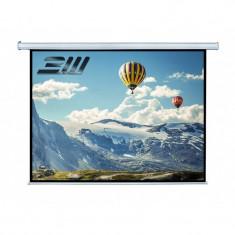 Ecran de proiectie Blackmount BD electric 300x220 cm