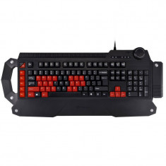 Tastatura gaming Tracer Commando USB Black - Tastatura PC Tracer, Cu fir