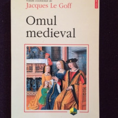 Omul medieval - Jacques Le Goff - 3 - Istorie, Polirom
