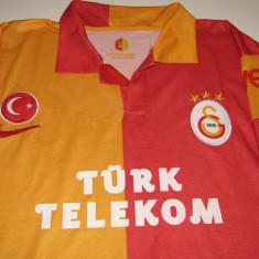 Tricou fotbal - GALATASARAY ISTANBUL (Turcia) - Tricou echipa fotbal, Marime: S, Culoare: Din imagine, De club, Fenerbahce, Maneca scurta