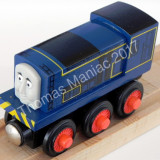 Thomas and Friends ✯ Extremely Rare Wooden Railway ✯ SYDNEY ✯Magnet Train ✯ 2003