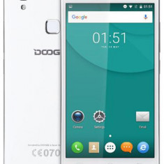 Telefon Doogee X5 MAX Dual SIM white (Android)