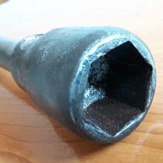 Cheie ROTI CAMION tubulara 33 mm / 40cm (prezoane) - CALITATE !!!