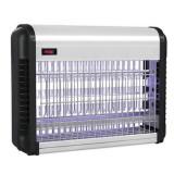 Insectocutor cu UV pentru distrugerea insectelor InsectoKILL M16, 2 x 8W, 80 mp