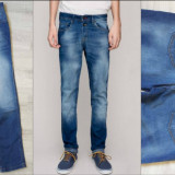 Jeans barbati Pull & Bear blugi Skinny fit / slim / regular 29 30 31 36 38 40