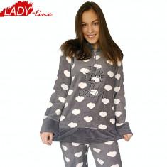 Pijama Dama Groasa si Pufoasa, Brand Italian Fashion Dsesign, Cod 1048