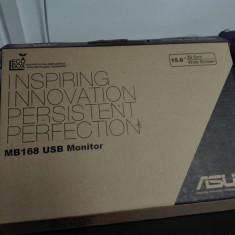 Monitor Asus USB Monitor MB168 15.6