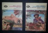 Erico Verissimo TIMPUL SI VANTUL VINTUL 4 volume BPT 1401, 1402, 1433, 1434