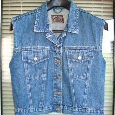 Vesta jeans dama JEP's Girls - Vesta dama, Marime: M, Culoare: Din imagine
