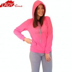 Pijama Dama Calduroasa din Micropolar, Model Welcome, Brand Benter, Cod 911