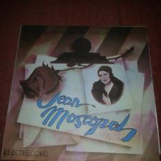 Jean Moscopol-Melodii din Bucurestul de Odinioara Electrecord EDE 02500 vinil - Muzica soundtrack