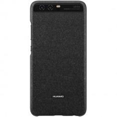 Husa Protectie Spate Huawei 51991879 Car Negru pentru HUAWEI P10 Plus