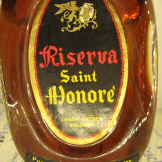 Brandy, LANDY FRERES, RISERVA SAINT HONORE', CL75 gr 40, 5 ani 1960 - Cognac