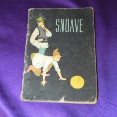 Snoave - colectia traista cu povesti ilustratii de A Mihailescu (f3166 - Carte de povesti