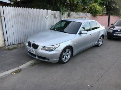 Dezmembrez BMW E60 530d,motor M57N2,136000 mile,an 2006 foto