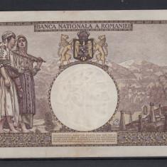 ROMANIA 1941 BANCNOTA 2000 LEI F-XF - Bancnota romaneasca