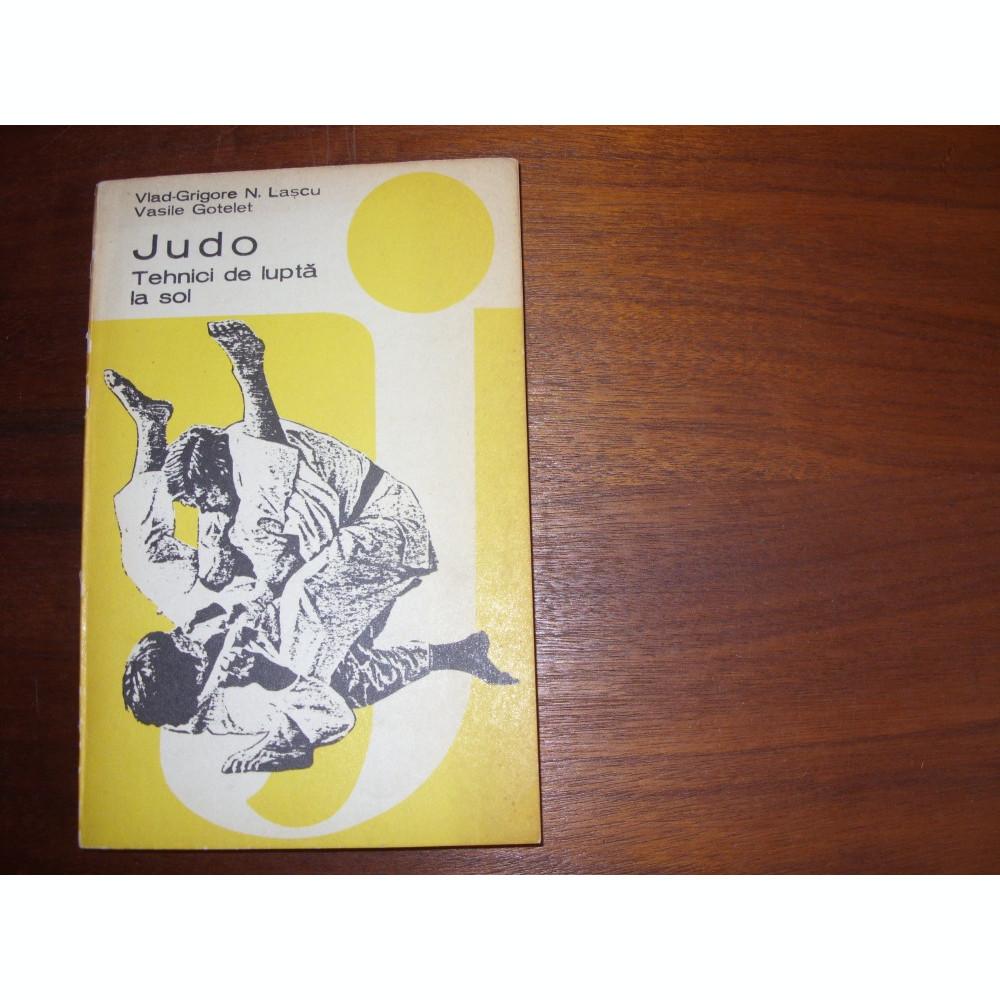 Judo Tehnici De Lupta La Sol Cu Ilustratii Explicative
