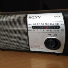 RADIO PORTABIL SONY ICF-303 - Aparat radio