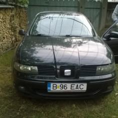 Vând Seat Leon anul fabricației 2000, Benzina, 240000 km, 1800 cmc