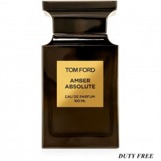 Parfum Original Tom Ford Amber Absolute Unisex EDP Tester 100ml + Cadou - Parfum femeie Tom Ford, Oriental