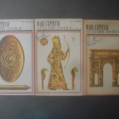 D. TUDOR - MARI CAPITANI AI LUMII ANTICE 3 volume - Istorie