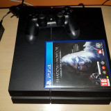 PlayStation 4 Sony 500 GB / Dvd Joc Blu-ray Shadow of Mordo