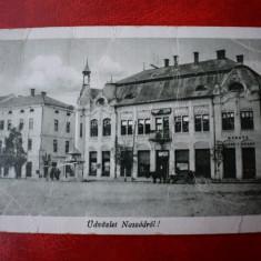 Naszodrol - Bistrita Nasaud Vedere veche - Carte Postala Banat dupa 1918, Circulata, Printata