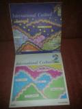 Lot 2 LP-International Cocktail 1+2-Electrecord vinil vinyl