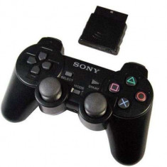 Controller maneta PS2 Sony wireless fara fir cu vibratii DualShock 2