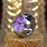Ceas Dama Dial Quartz pentru copii, Luxury Steel 2017 Fashion Clock