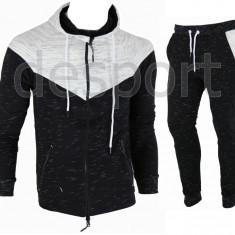 Trening barbati - Bluza si Pantaloni Conici - Model NOU - Pret special - 1171, Marime: S, M, L, XL, Culoare: Din imagine