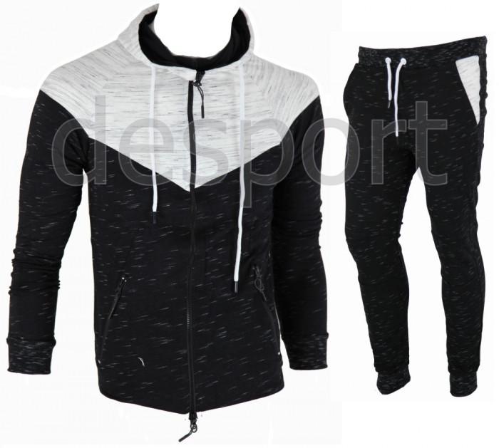 Trening barbati - Bluza si Pantaloni Conici - Model NOU - Pret special - 1171