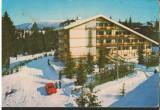"CPI (B8830) CARTE POSTALA - PREDEAL. HOTEL ""PREDEAL"", Circulata, Fotografie"