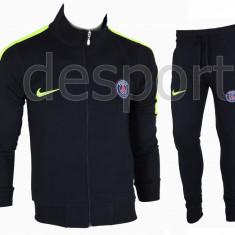 Trening PSG - Bluza si pantaloni conici - Model NOU - Pret special - 1168 - Trening barbati, Marime: S, M, L, XL, XXL, Culoare: Din imagine