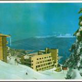 "CPI (B8823) CARTE POSTALA - SINAIA. HOTEL ALPIN, "" COTA1400"" - Carte Postala Muntenia dupa 1918, Circulata, Fotografie"