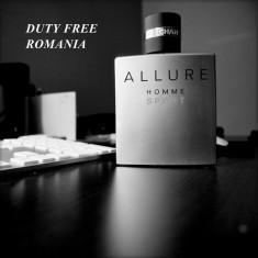 Parfum Original Chanel Allure Homme Sport Tester EDP 100 ml - Parfum barbati Chanel, Apa de toaleta