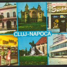 CPI (B8886) CARTE POSTALA - CLUJ-NAPOCA - Carte Postala Transilvania dupa 1918, Circulata, Fotografie