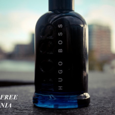 Parfum Original Hugo Boss Boss No. 6 Bottled Night Tester EDP 100 ml, Apa de toaleta, Lemnos