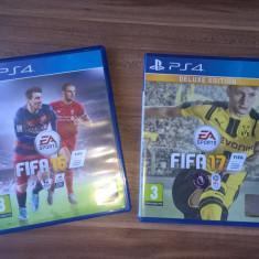 Fifa pack 2016 & 2017 - Jocuri PS4 Ea Sports