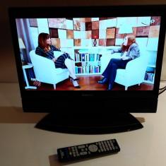 TV LCD 19 INCH BEKO 19CF5-T + TELECOMANDA NOUA - Televizor LCD, Sub 48 cm, HD Ready