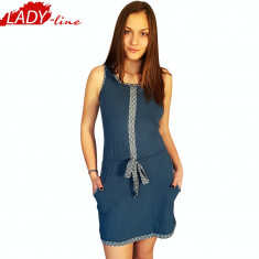 Camasa De Noapte Vara, Model Summer Beauty, Brand Miss Beautiful, Cod 1183
