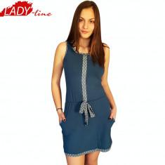 Camasa De Noapte Vara, Model Summer Beauty, Brand Miss Beautiful, Cod 1183, Marime: L, XL, XXL, Culoare: Din imagine