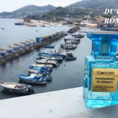 Parfum Original Tom Ford Mandarino Di Amalfi Unisex EDP Tester 100ml + Cadou, 100 ml, Apa de parfum