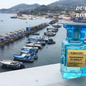 Parfum Original Tom Ford Mandarino Di Amalfi Unisex EDP Tester 100ml + Cadou