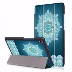 Husa Slim Vintage pentru tableta Lenovo TAB 3 Plus TB-8703, 8 inch - Husa Tableta